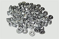 Screw nut kit 100 ea. M10 - MU1010